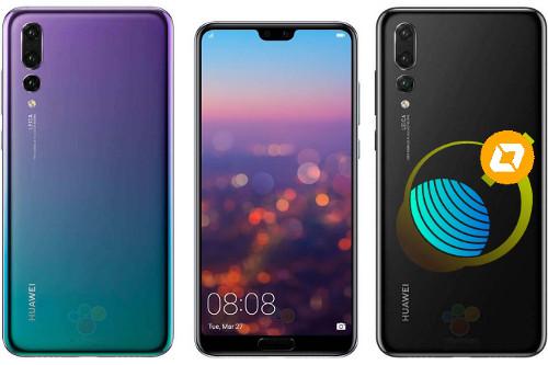 Huawei P20 Pro Review 2018 32 » BazaSoft