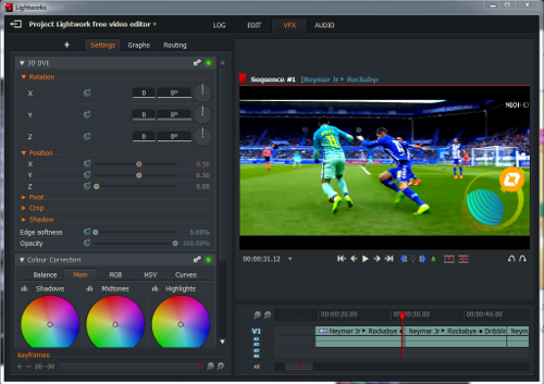The best free video editor 2018 31 » BazaSoft