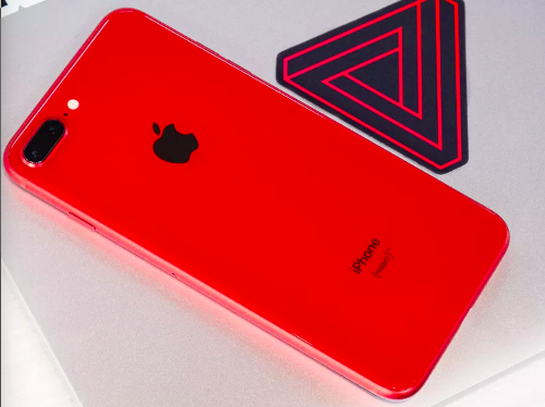 A CLOSE LOOK AT APPLE'S RED IPHONE 8 24 » BazaSoft